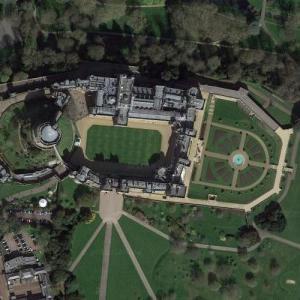 Windsor Castle (Google Maps)