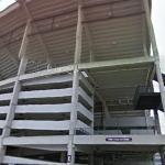 Byrd Stadium (StreetView)
