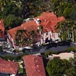 Barry Weiss' house (Google Maps)