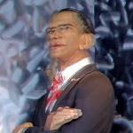 President Barack Obama Wax Figure