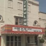 "Zebulon Theatre ""Aliens in the Attic"" (StreetView)"