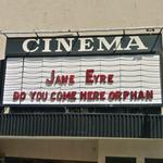 "Albany Cinema ""Jane Eyre"""