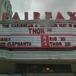 Movies at Fairfax 5 Theater (StreetView)