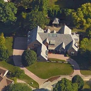 Shahid Khan's House (Google Maps)
