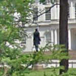 Nathan Hale Statue (StreetView)