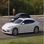 Porsche Panamera (StreetView)