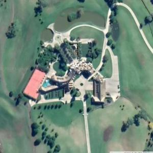 Megaupload Founder Kim Dotcom's Estate (Most Expensive Home in New Zealand) (Google Maps)