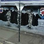 Ulster Defence Association Mural (StreetView)