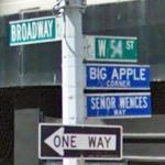 Señor Wences Way (StreetView)