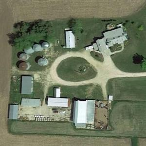 Extreme Makeover: Home Edition: The Gibbs family (Google Maps)