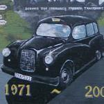 Black Taxi Drivers mural