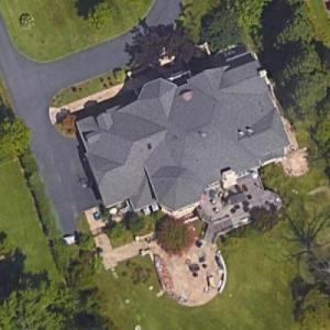Alex Ovechkin's house (Google Maps)