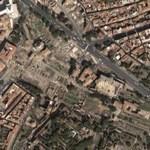 Forum Romanum (Google Maps)