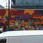 Large wall mural (StreetView)