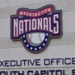 Washington Nationals logo (StreetView)