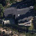 Russell Brand's House (Google Maps)