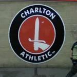 Charlton Athletic logo (StreetView)