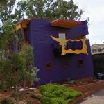 'Lovie House' by Goeff Lovie (StreetView)