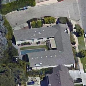 'Samuel House' by Lloyd Wright (Google Maps)