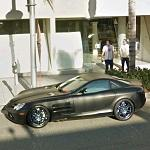 Mercedes-Benz SLR McLaren (StreetView)
