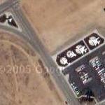 X-15, F-8 SCW, F-8 FBW, X-29, F-104G and HL-10 (Google Maps)