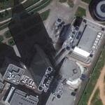 Gazprom building (Google Maps)