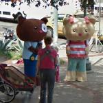 Xtranormal mascots (StreetView)