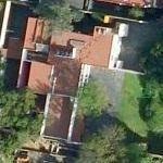 'Casa Antonio Galvez' by Luis Barragan (Google Maps)