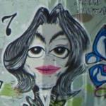 Michael Jackson Graffiti (StreetView)