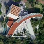 'CENART' by Ricardo Legorreta (Google Maps)