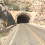 Tunnel on US 82