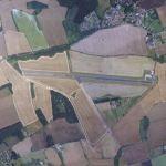RAF and 8th USAAF Station Glatton (Google Maps)