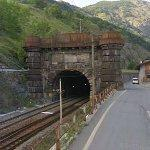 Fréjus Rail Tunnel (StreetView)
