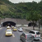Engenheiro Marques Porto tunnel (StreetView)