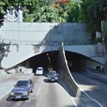 Santa Barbara Tunnel (StreetView)