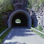 Bjørnstokk Tunnel (StreetView)