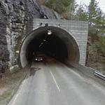 Linge Tunnel (StreetView)