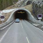 Hegelhorn Tunnel (StreetView)
