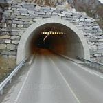 Skåra Tunnel (StreetView)