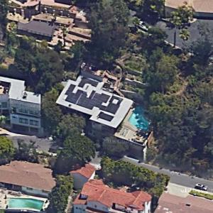 Kevin Bacon and Kyra Sedgwick's house (Google Maps)