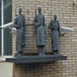 Memorial Killed Ex-Schoolchildren Nr. 110 (StreetView)