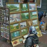 Paintings for sale (StreetView)