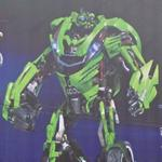 Transformers (StreetView)