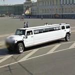Stretch limo (StreetView)