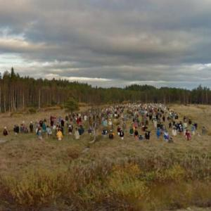 'The Silent People' by Reijo Kela (StreetView)