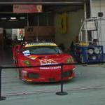 Ferrari F430 #41 (Team TAISAN CINECITTA)(Fuji Super GT300)