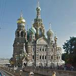 Church of the Savior on Blood (StreetView)