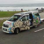 Painted Car (StreetView)
