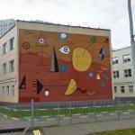 Large Wall murals (StreetView)
