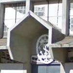 Strange Church (StreetView)
